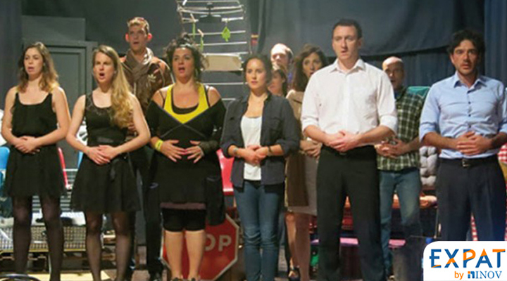 turbulences cours de théâtre en français à barcelone inov expat