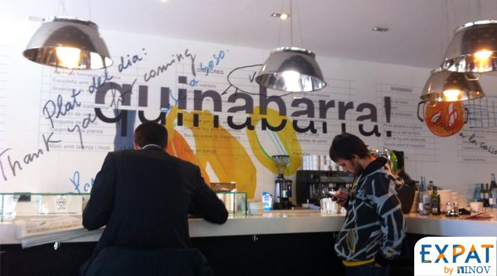 la bonne adresse du 22@ quinabarra glories barcelone français en espagne expat by inov