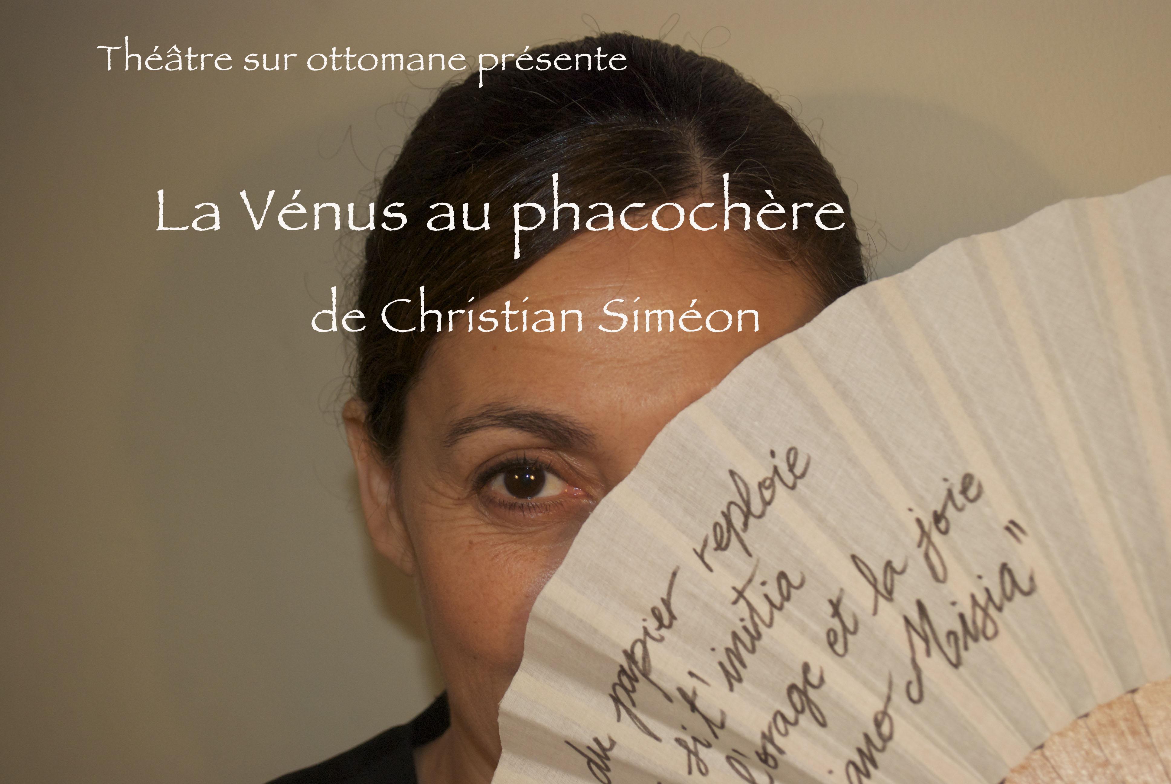 théâtre appartement théâtre sur ottomane français en espagne inov expat barcelone la vénus au phacochère