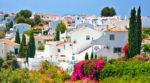 Village de Nerja sur la Costa Del Sol en Espagne