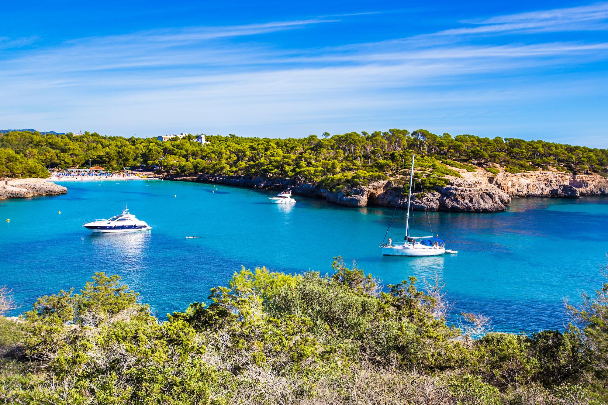 location bateau Espagne croisière en Espagne