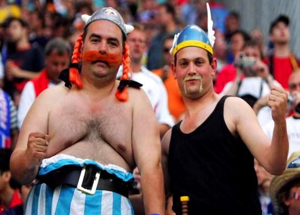 Supporteurs Équipe de France