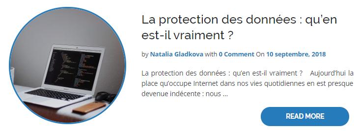 protection des données : qu'en-est il vraiment ?