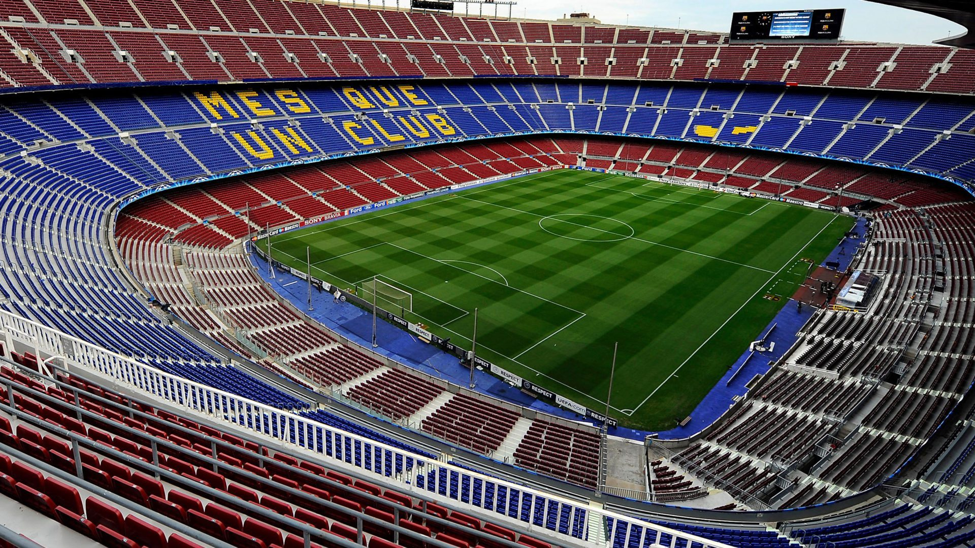 barcelona footbal fanatics private tour