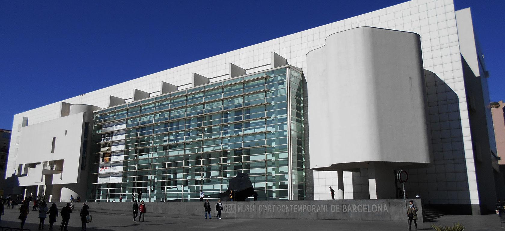 Musée Art contemporain MACBA