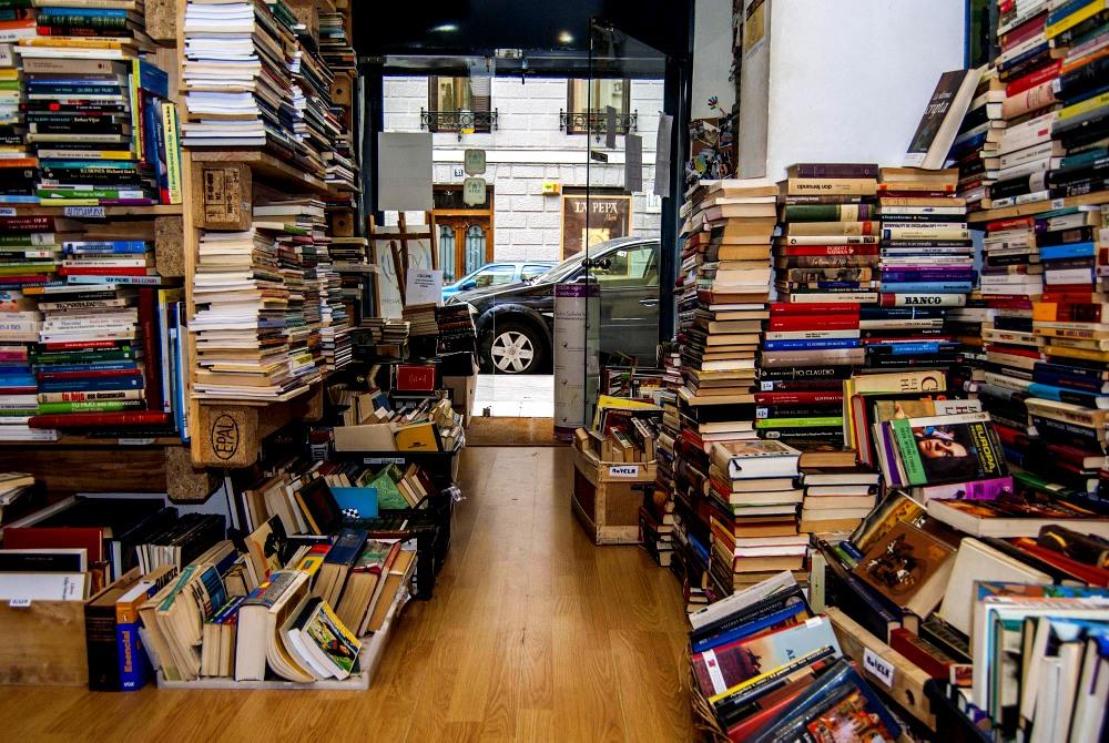 Tuuulibreria librairie barcelona