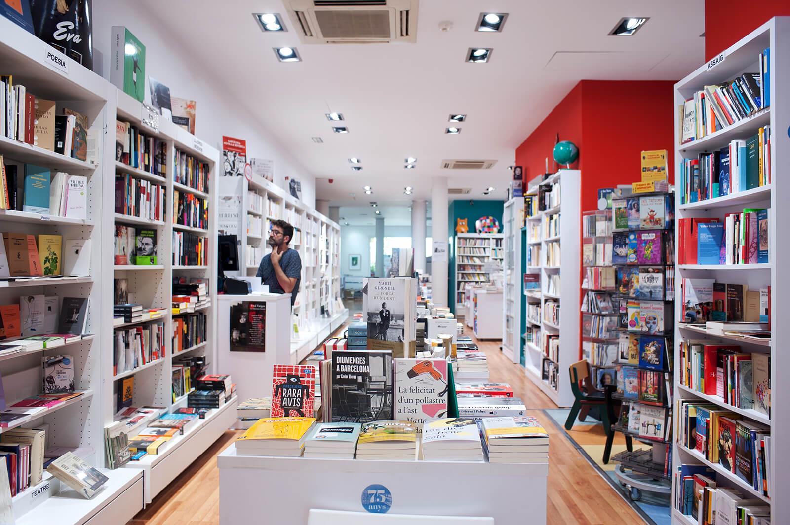 librairie Jaimes Barcelone