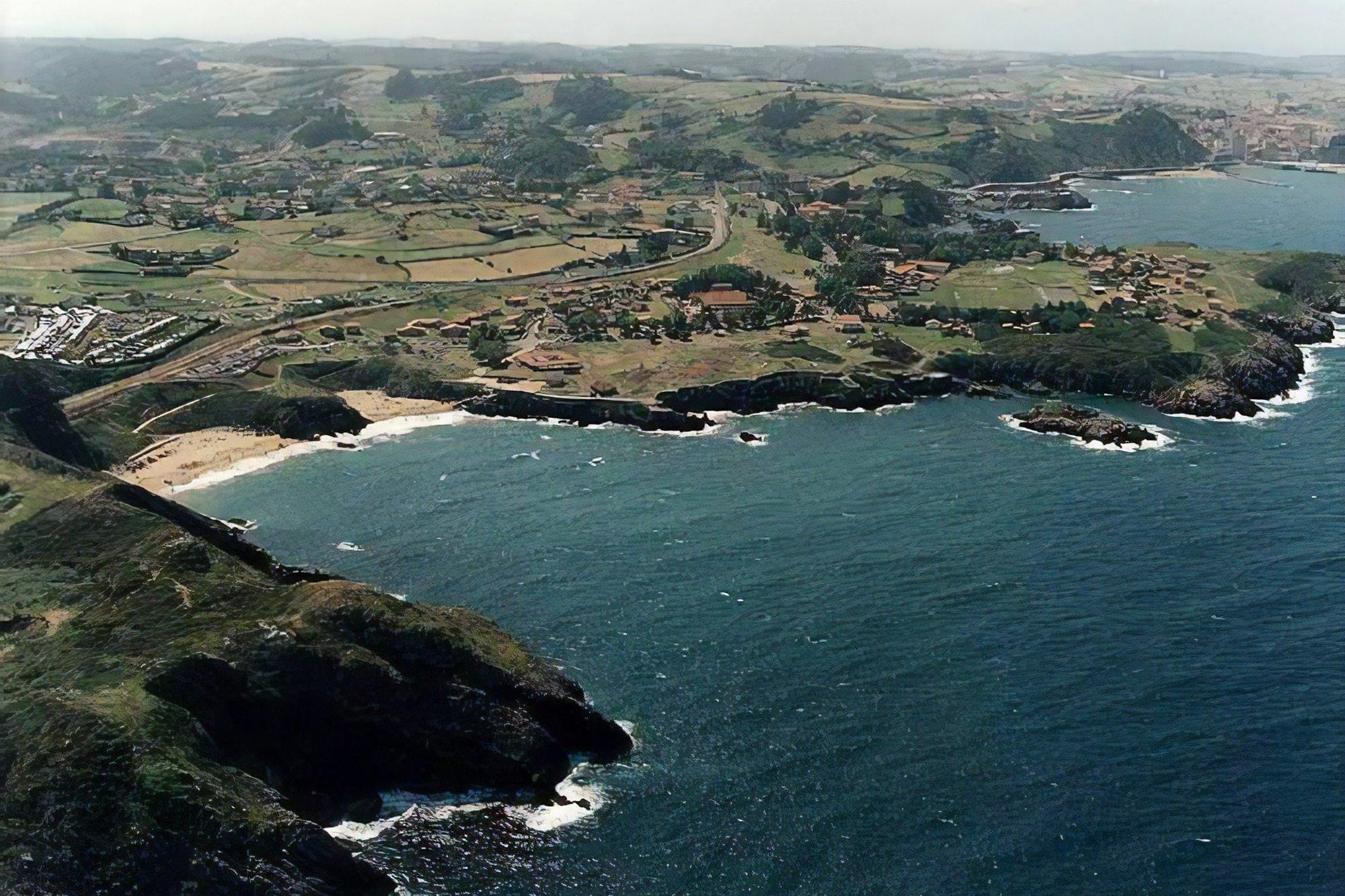 plage de Carreño