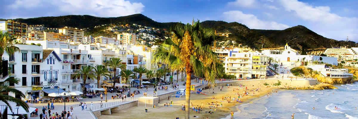 plage Espagne