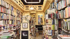 librairie barcelone