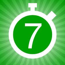 Logo de l'application 7 minutes Workout