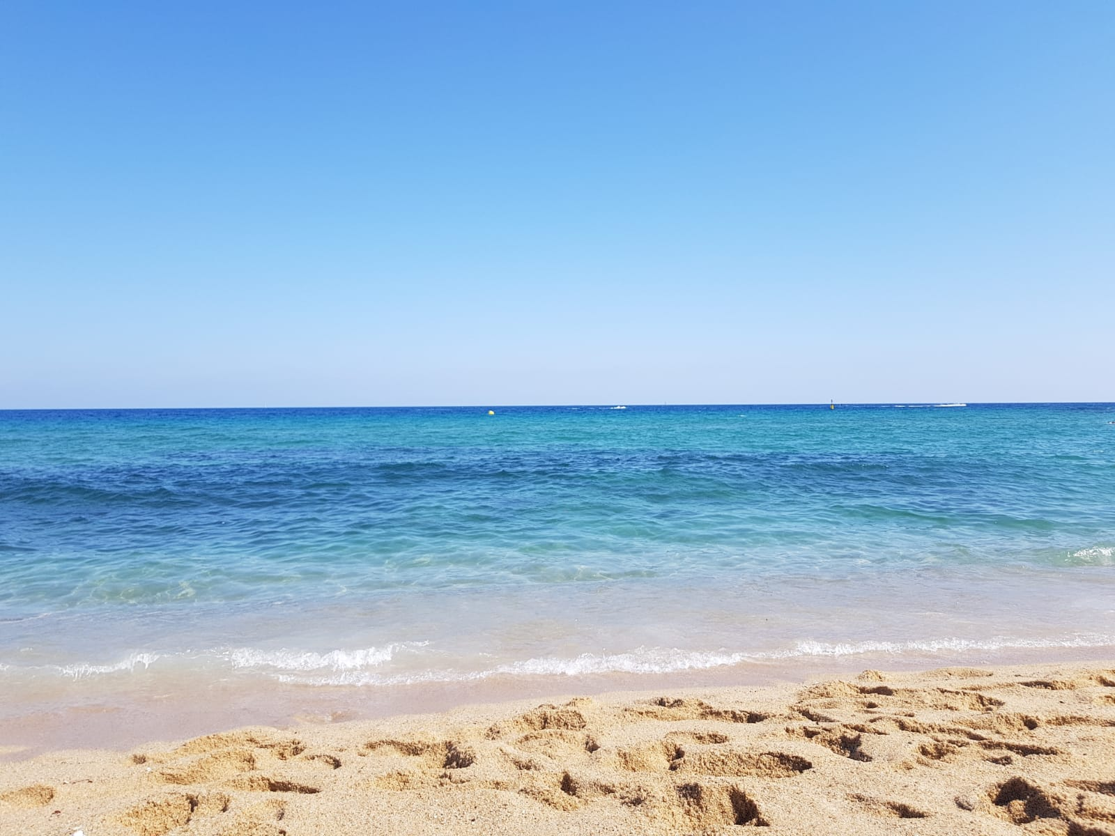 Photo de la plage de Badalona