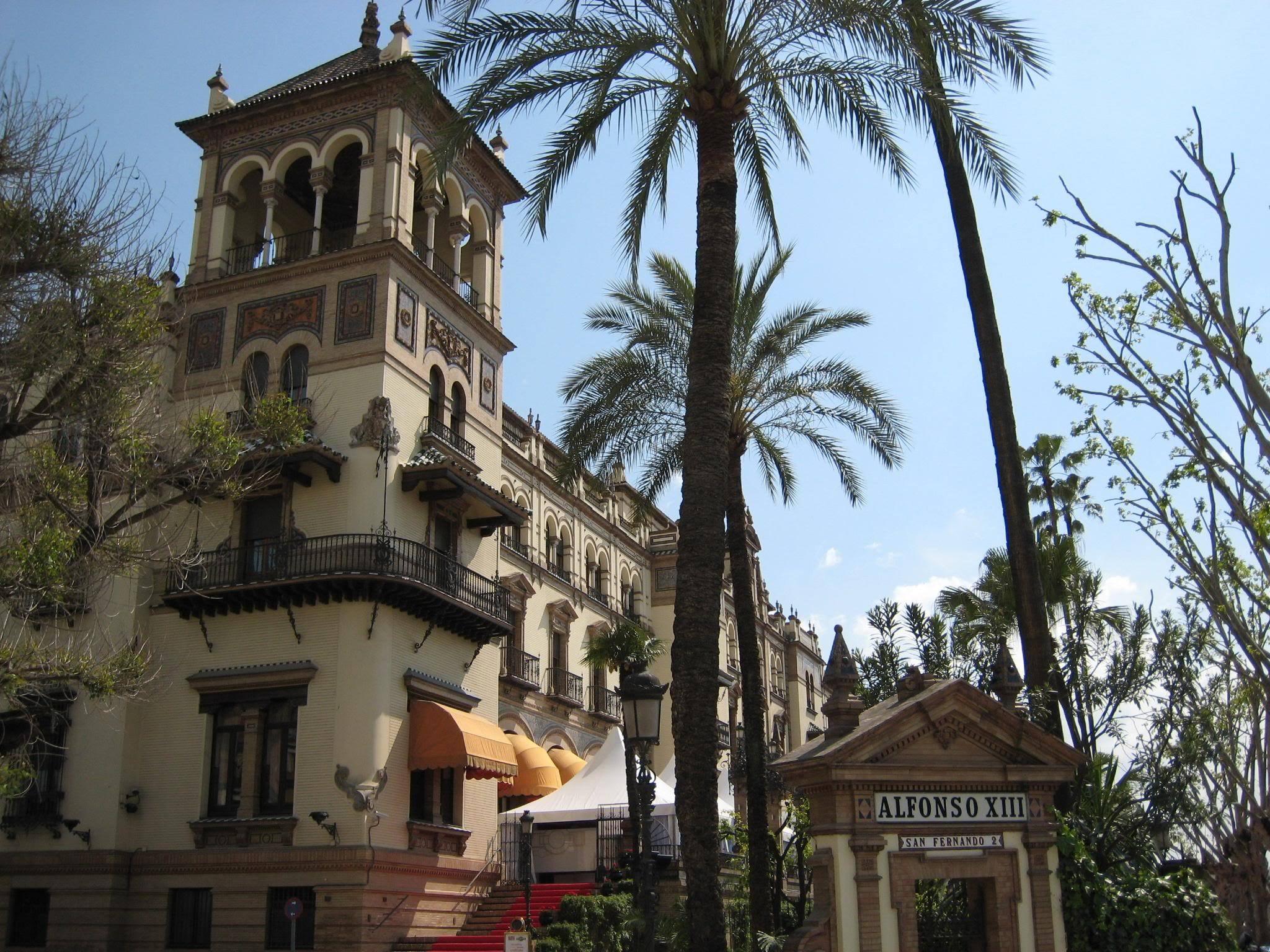 Hôtel Alfonso XIII Séville